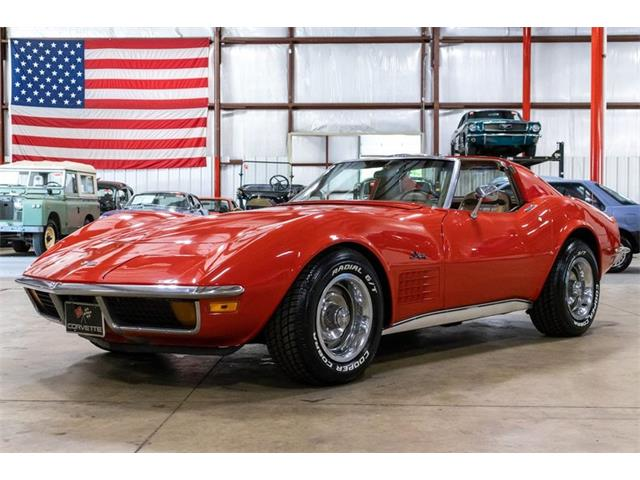 1972 Chevrolet Corvette (CC-1369297) for sale in Kentwood, Michigan