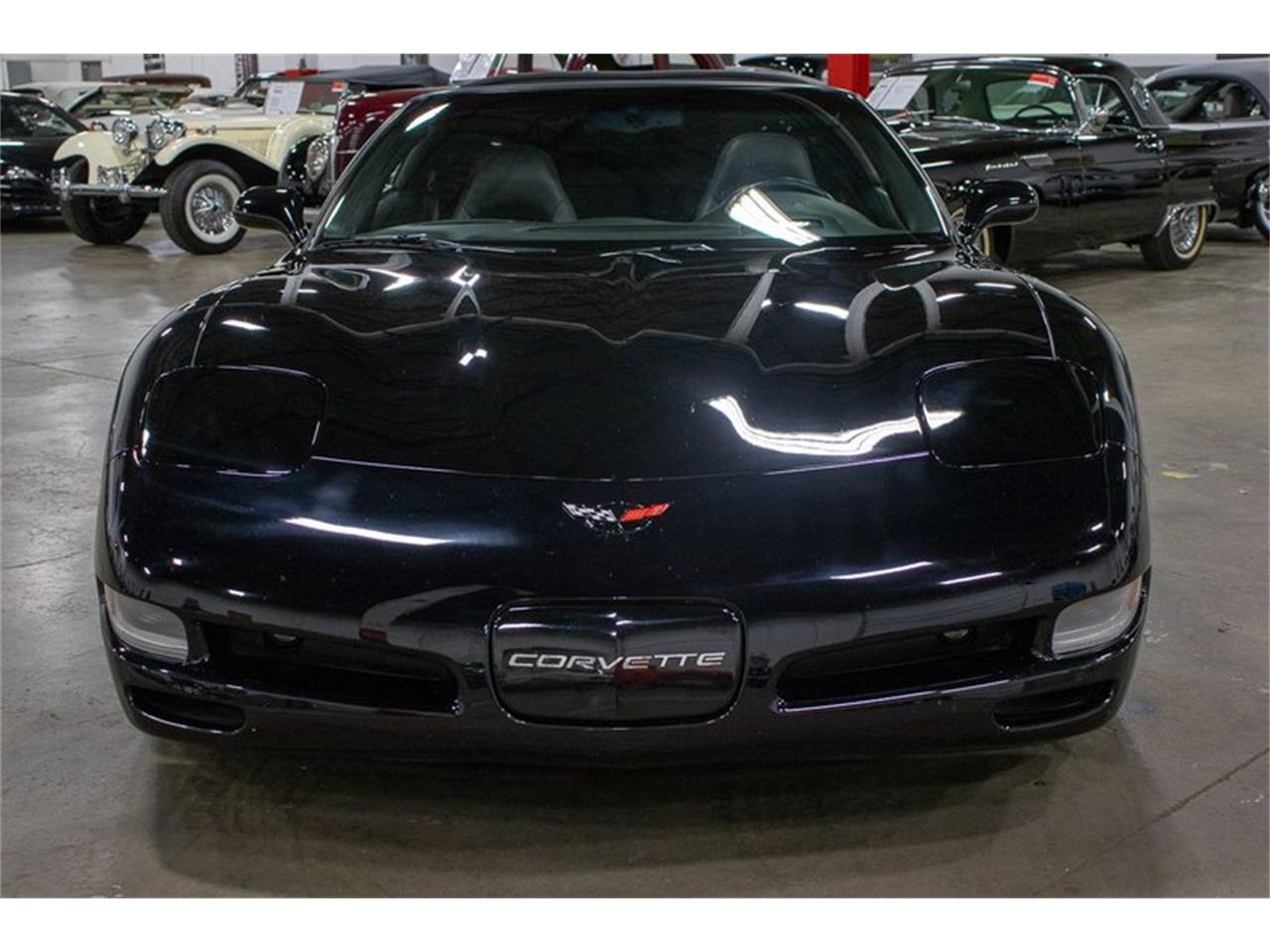 2002 Chevrolet Corvette (CC-1369304) for sale in Kentwood, Michigan