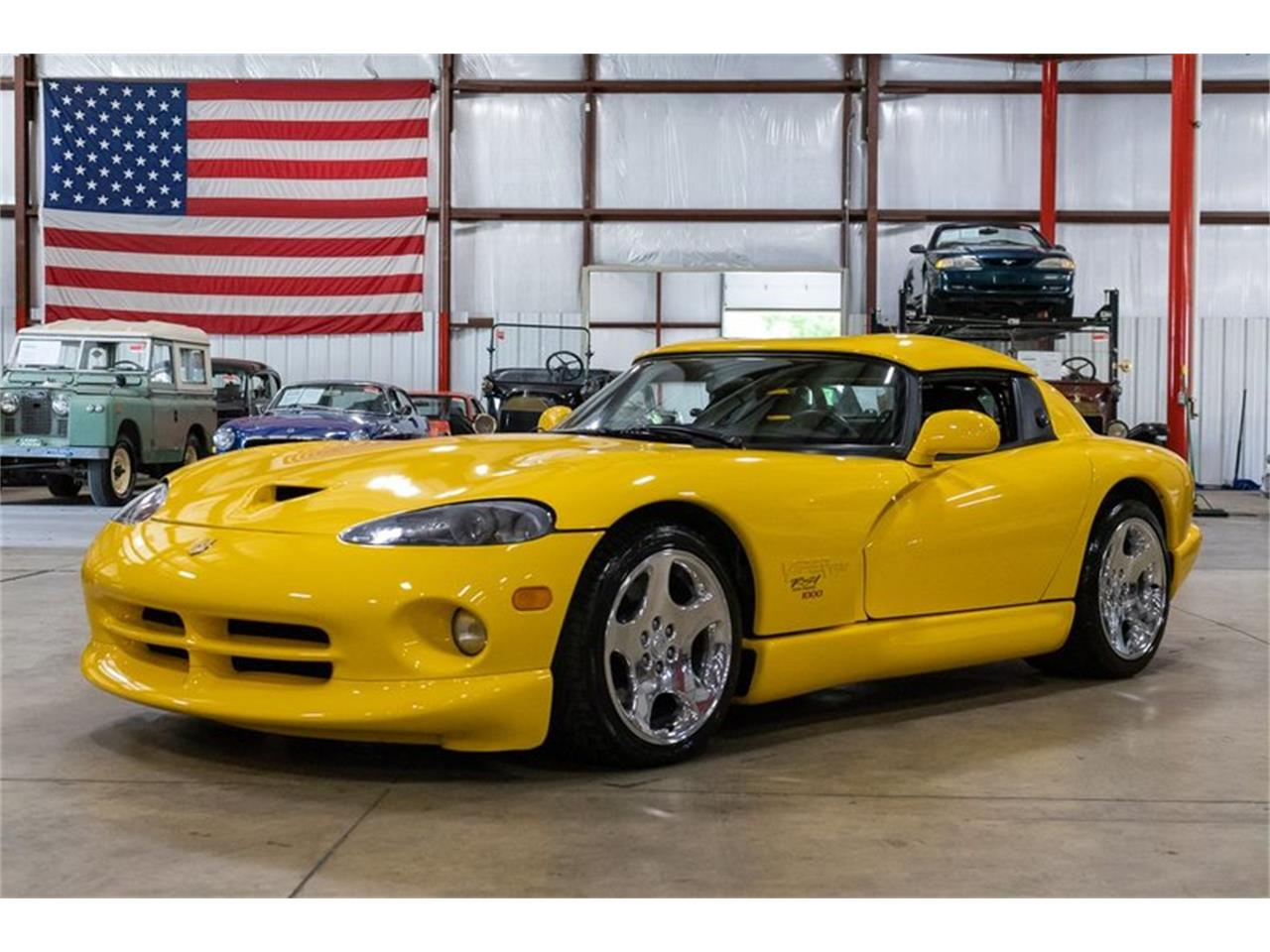 2002 Dodge Viper (CC-1369309) for sale in Kentwood, Michigan