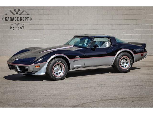 1978 Chevrolet Corvette (CC-1369313) for sale in Grand Rapids, Michigan