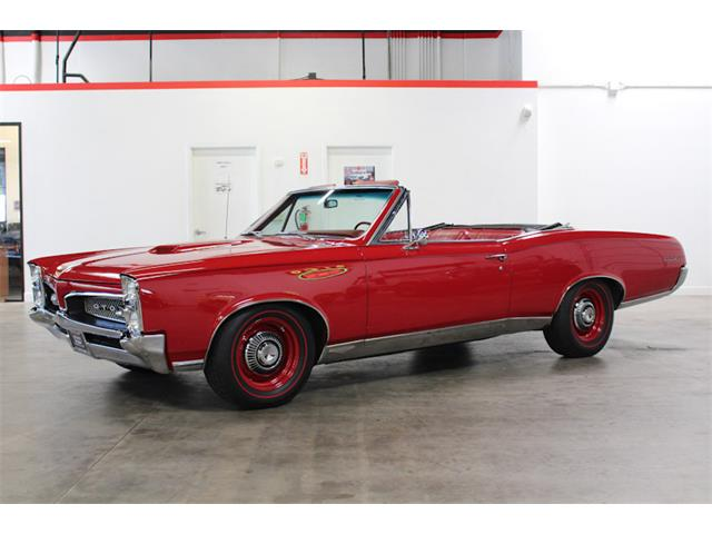 1967 Pontiac GTO (CC-1369314) for sale in Fairfield, California
