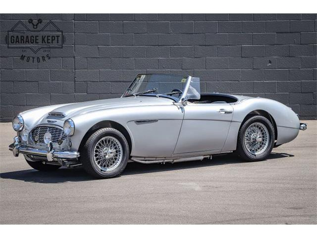 1960 Austin-Healey 3000 (CC-1369315) for sale in Grand Rapids, Michigan