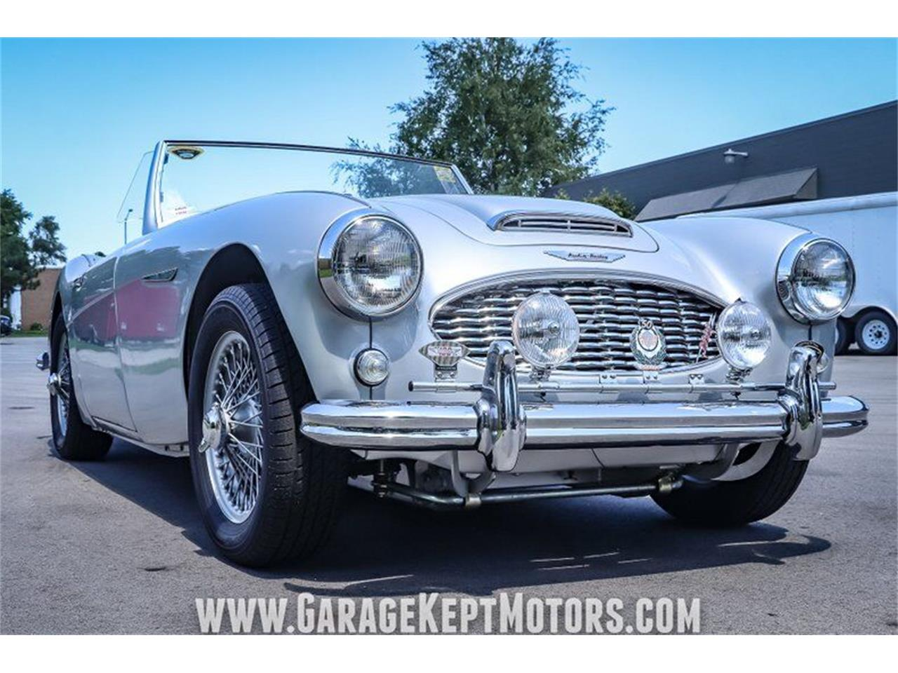 1960 Austin-Healey 3000 (CC-1369315) for sale in Grand Rapids, Michigan