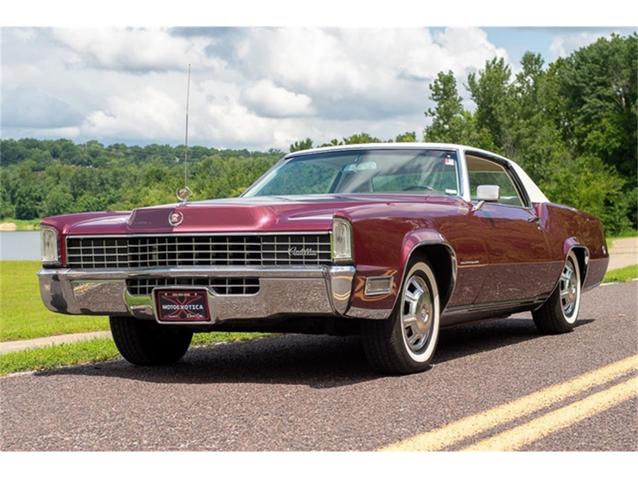 1968 Cadillac Eldorado (CC-1369318) for sale in St. Louis, Missouri