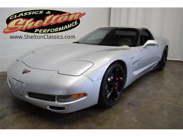 2001 Chevrolet Corvette (CC-1369328) for sale in Mooresville, North Carolina