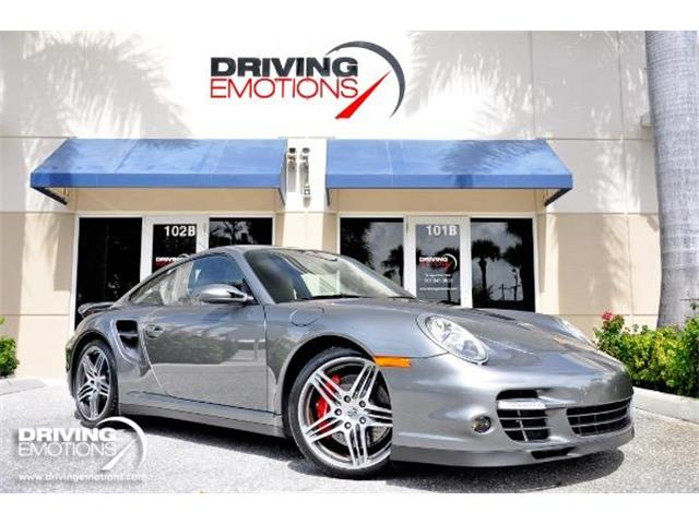 2007 Porsche 911 Turbo (CC-1369329) for sale in West Palm Beach, Florida