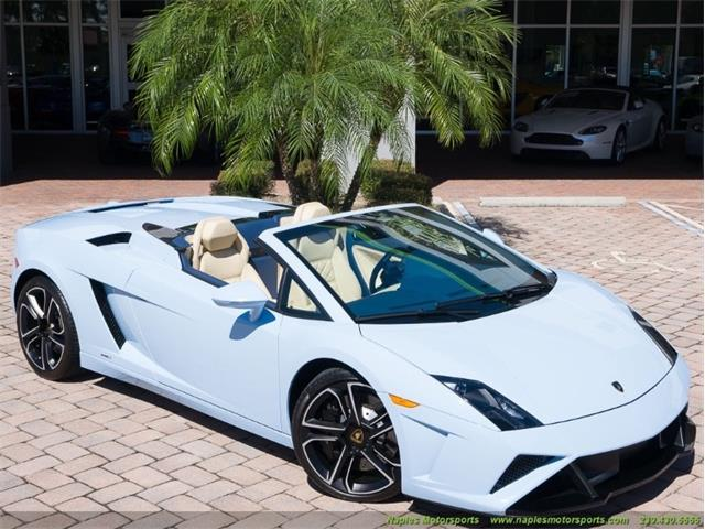 2014 Lamborghini Gallardo (CC-1369340) for sale in Mundelein, Illinois