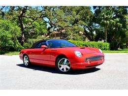 2002 Ford Thunderbird (CC-1369369) for sale in Clearwater, Florida