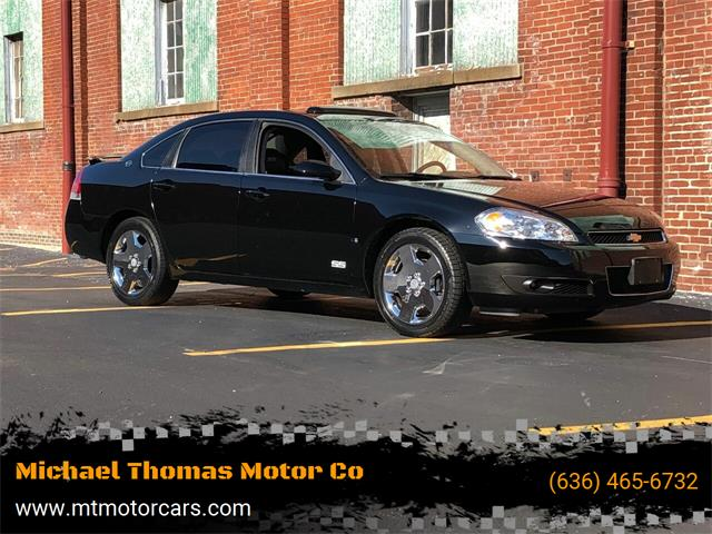 2008 Chevrolet Impala (CC-1369408) for sale in Saint Charles, Missouri