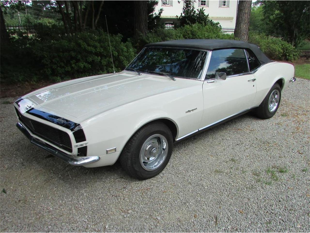 1968 Chevrolet Camaro RS (CC-1360941) for sale in MADISON, Mississippi