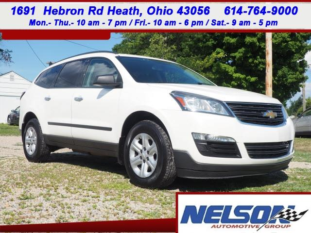 2013 Chevrolet Traverse (CC-1369412) for sale in Marysville, Ohio