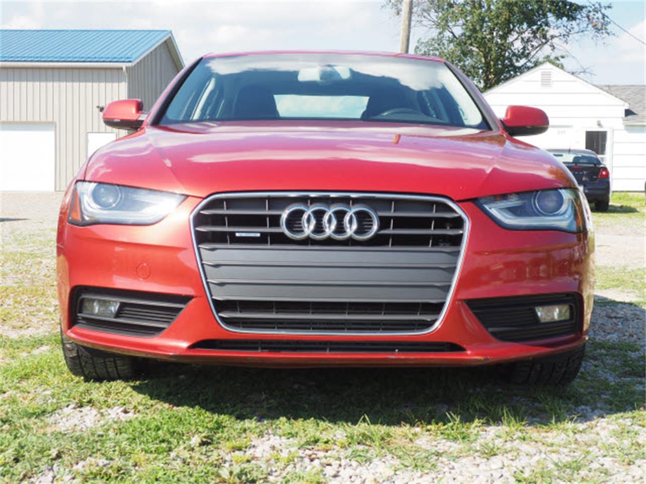 2013 Audi A4 (CC-1369414) for sale in Marysville, Ohio