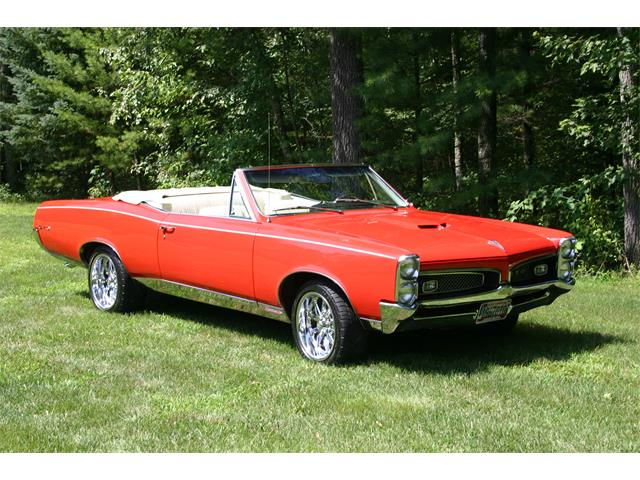 1967 Pontiac GTO (CC-1360942) for sale in Gillett, Wisconsin