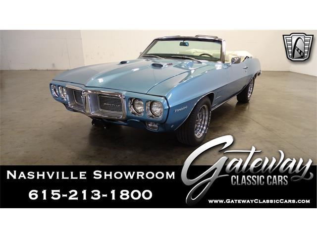 1969 Pontiac Firebird (CC-1369432) for sale in O'Fallon, Illinois