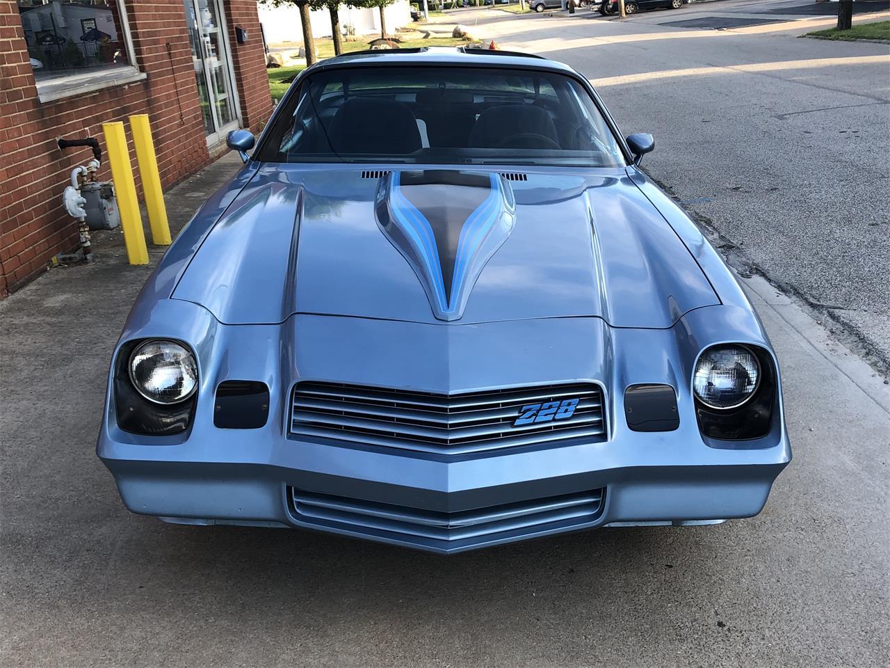 1981 Chevrolet Camaro Z28 (CC-1369454) for sale in Willoughby , Ohio