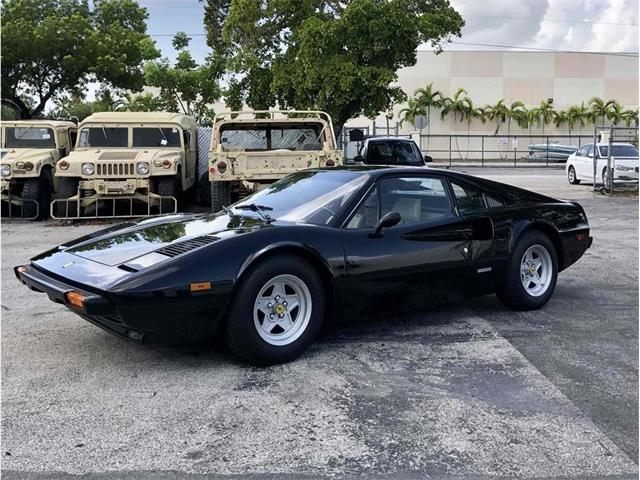 1977 Ferrari 308 GTB (CC-1369455) for sale in Sunny Isles Beach, Florida