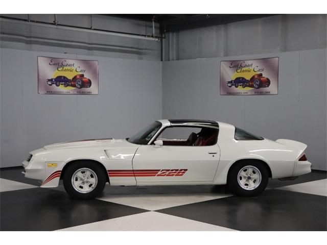 1981 Chevrolet Camaro Z28 (CC-1360946) for sale in Lillington, North Carolina