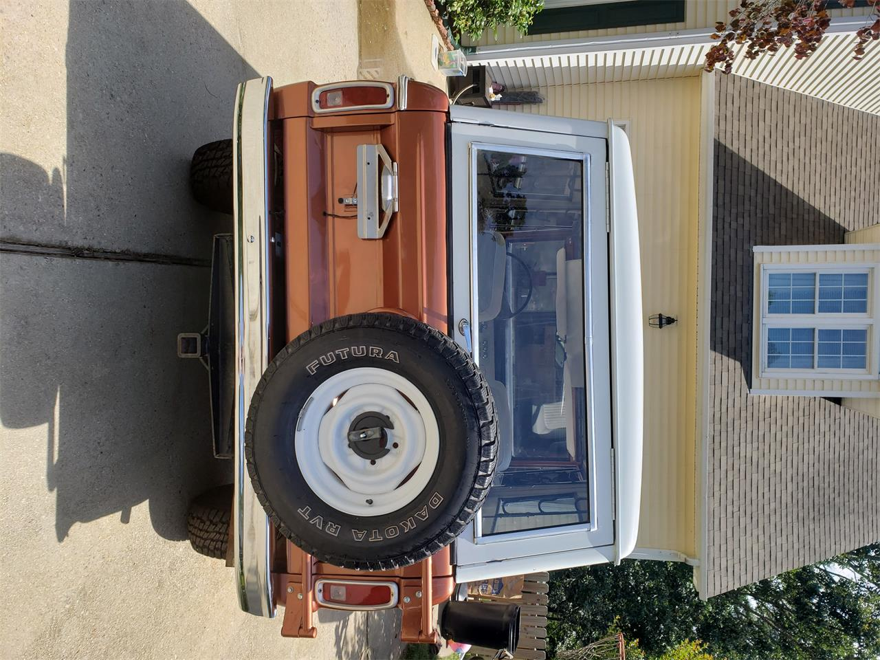 1977 Ford Bronco (CC-1369474) for sale in Cary, North Carolina