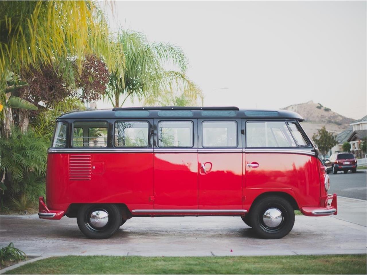 1960 Volkswagen Bus (CC-1369483) for sale in Orange, California