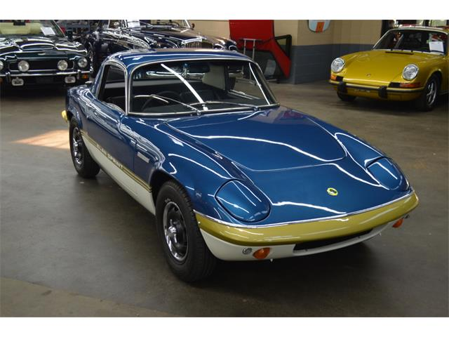 1972 Lotus Elan Sprint (CC-1360949) for sale in Huntington Station, New York
