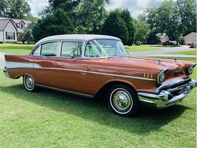 1957 Chevrolet Bel Air (CC-1360954) for sale in Tifton, Georgia
