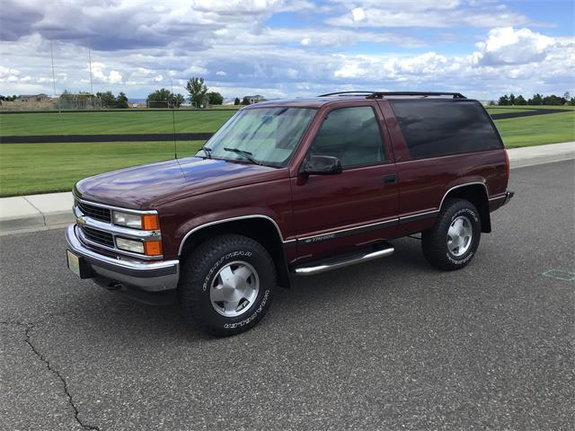 1999 Chevrolet Tahoe (CC-1369555) for sale in West Richland, Washington