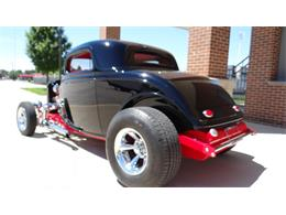 1933 Ford 3-Window Coupe (CC-1369557) for sale in Davenport, Iowa