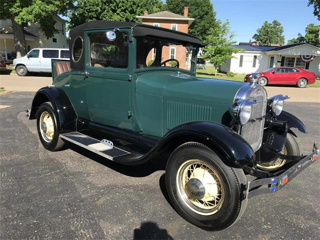 1929 Ford Model A (CC-1360960) for sale in UTICA, Ohio