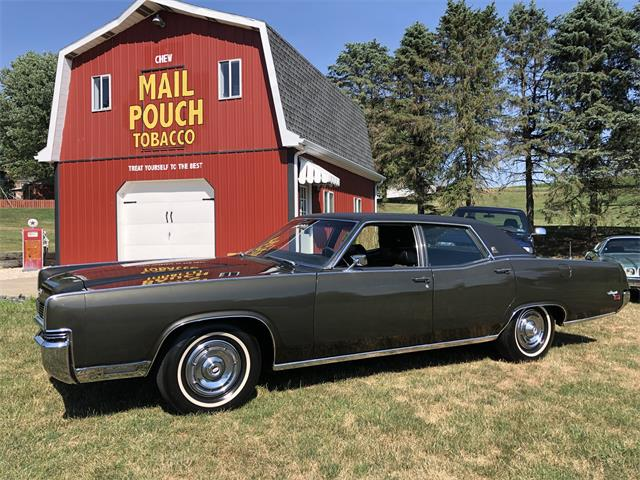 1969 Mercury Marquis (CC-1369609) for sale in Latrobe, Pennsylvania