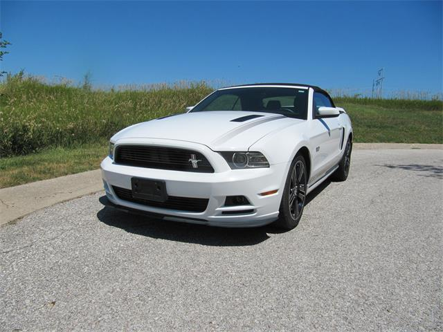 2014 Ford Mustang GT/CS (California Special) (CC-1369615) for sale in Omaha, Nebraska