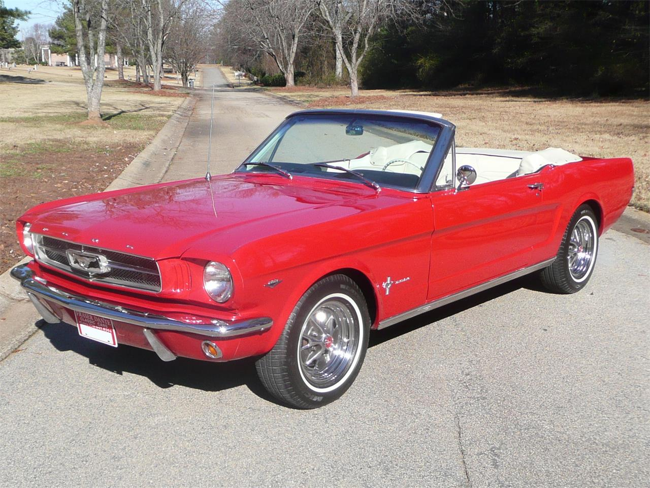 1965 Ford Mustang (CC-1369617) for sale in Roswell, Georgia