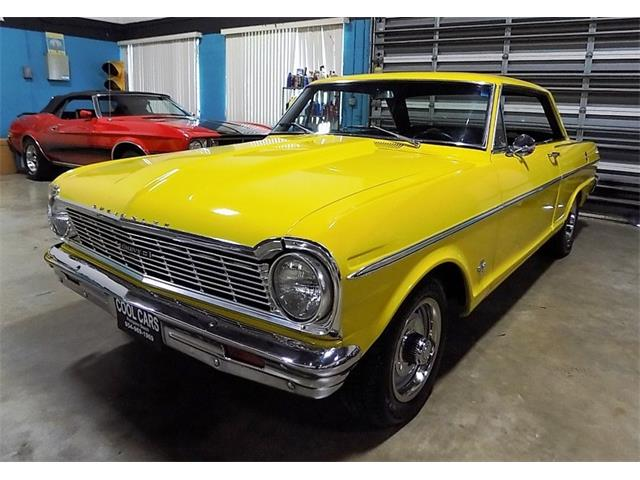 1965 Chevrolet Nova (CC-1360964) for sale in Pompano Beach, Florida