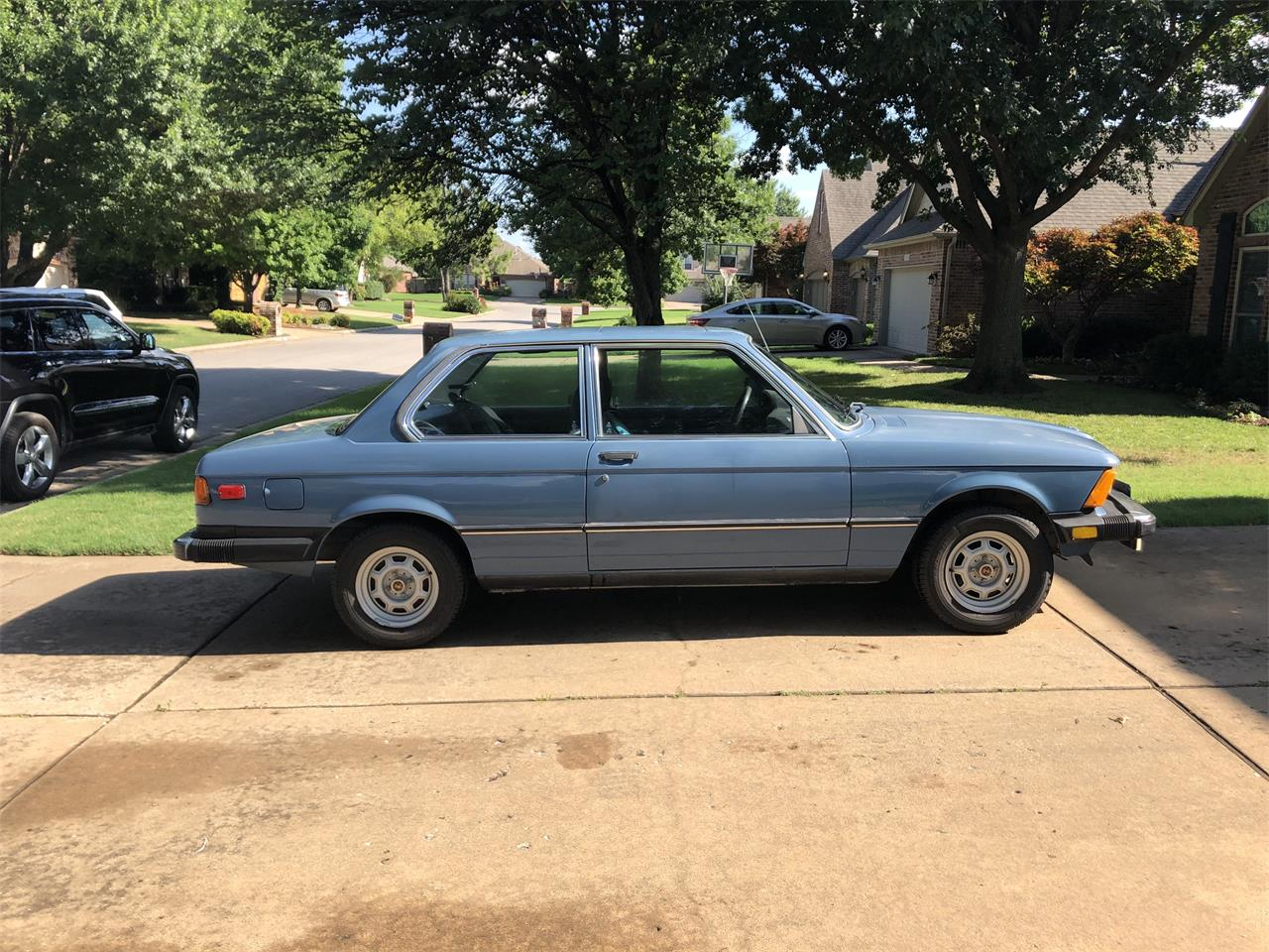 1980 BMW 3 Series (CC-1369647) for sale in Tulsa, Oklahoma