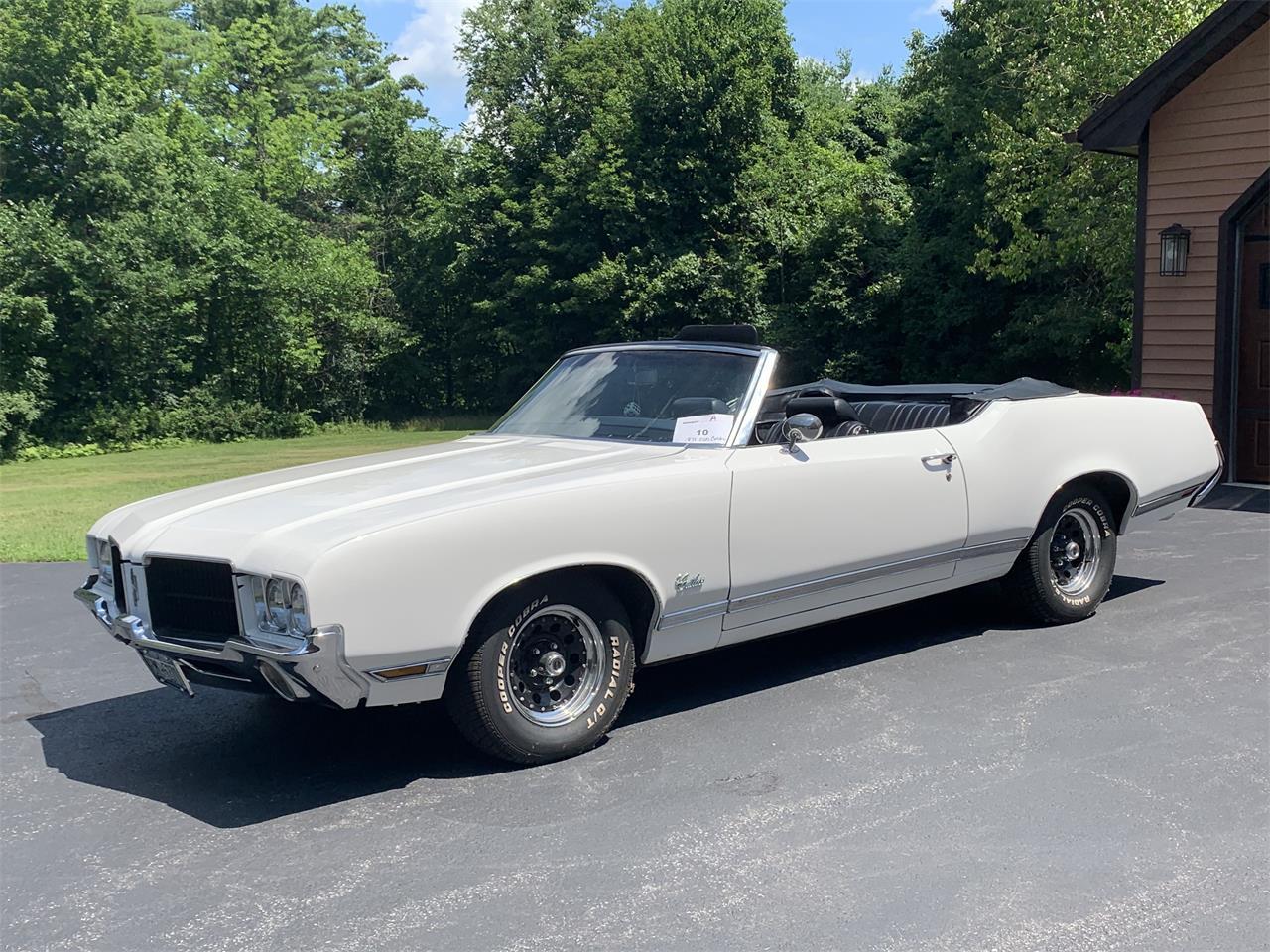 1971 Oldsmobile Cutlass Supreme (CC-1369652) for sale in Ballston Spa, New York
