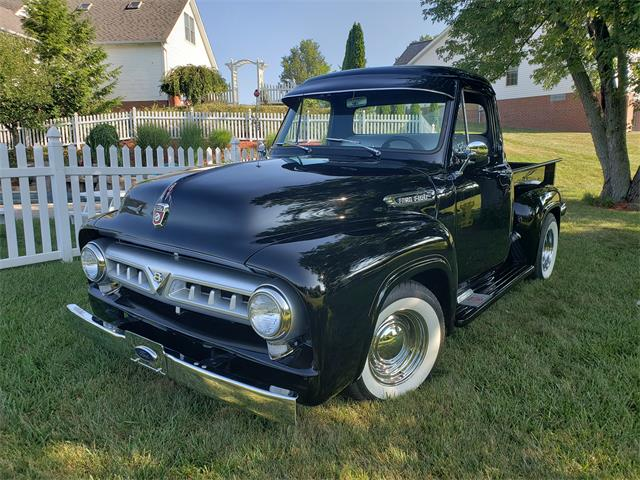 1953 Ford F100 (CC-1369653) for sale in MASSILLON, Ohio