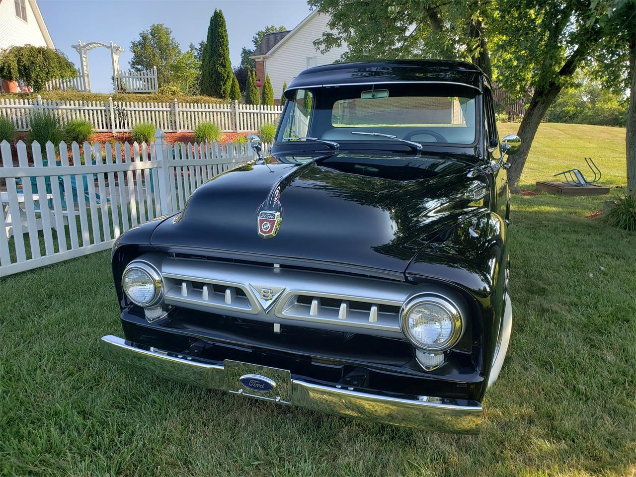 1953 Ford F100 (CC-1369653) for sale in MASSILLON, Ohio
