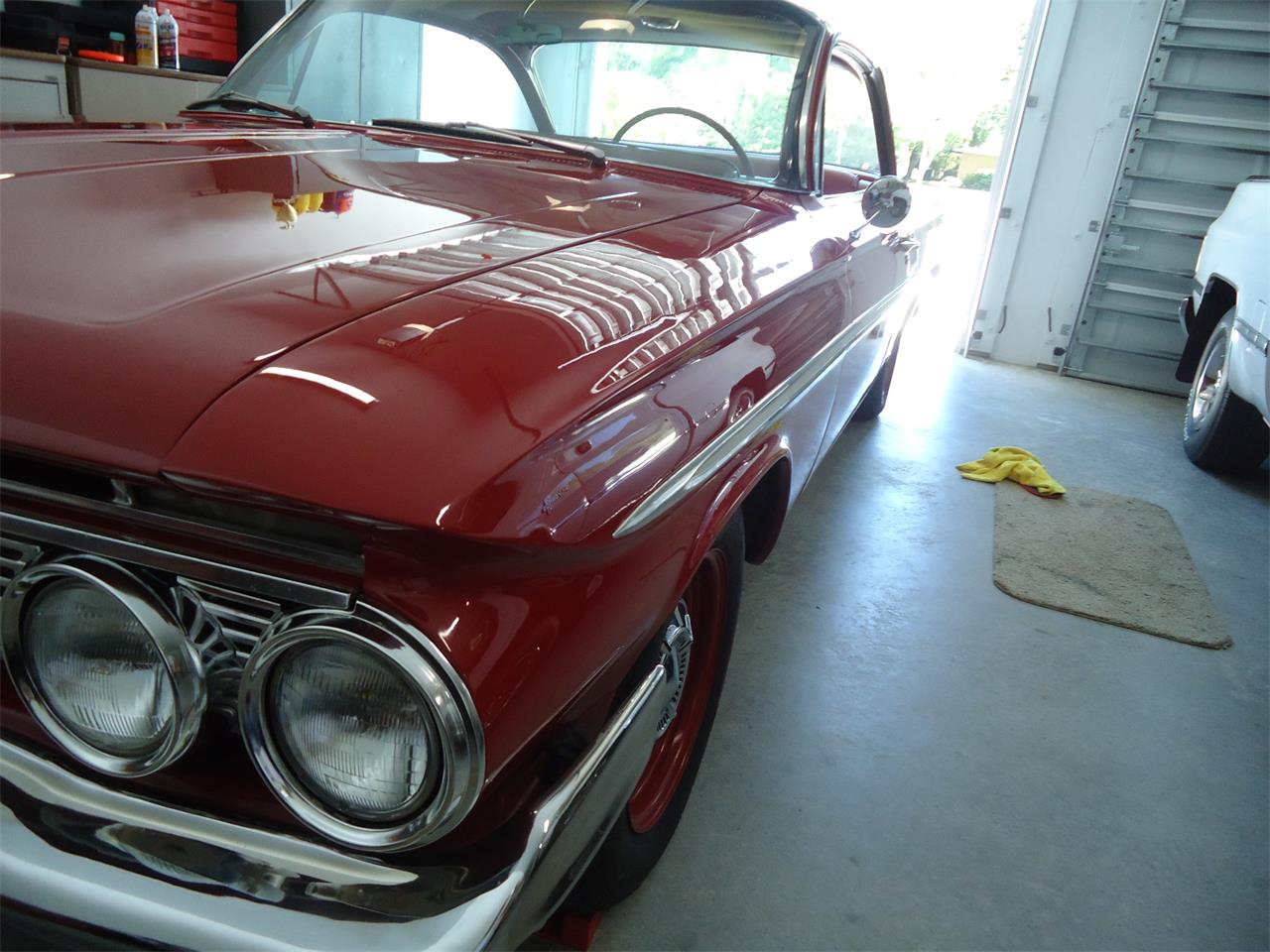 1961 Chevrolet Bel Air (CC-1369655) for sale in Ft Pierce, Florida