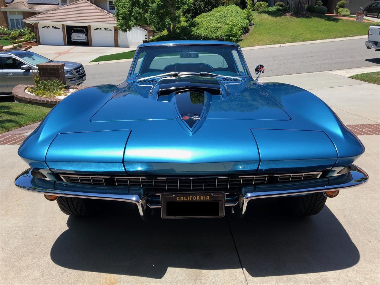 1967 Chevrolet Corvette (CC-1369663) for sale in orange, California