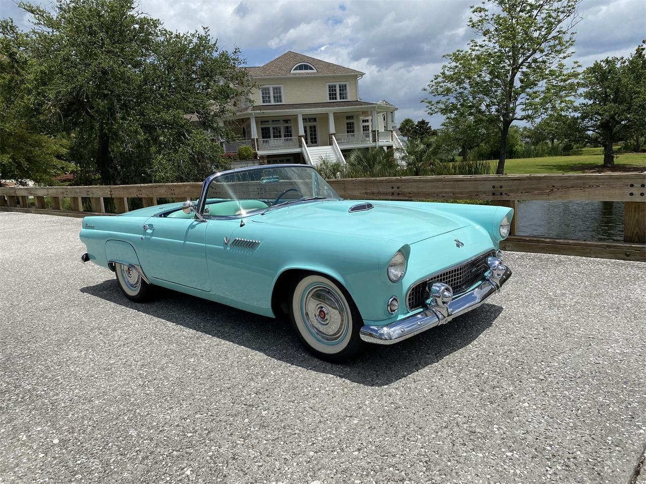 1955 Ford Thunderbird (CC-1369666) for sale in Wilmington, North Carolina