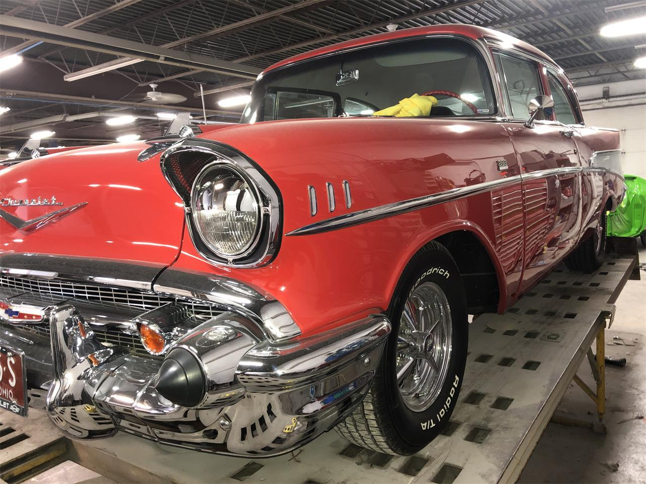 1957 Chevrolet Bel Air (CC-1369668) for sale in Willoughby , Ohio