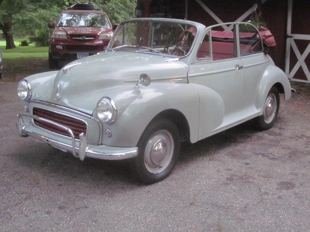 1959 Morris Minor (CC-1369672) for sale in Stratford, Connecticut
