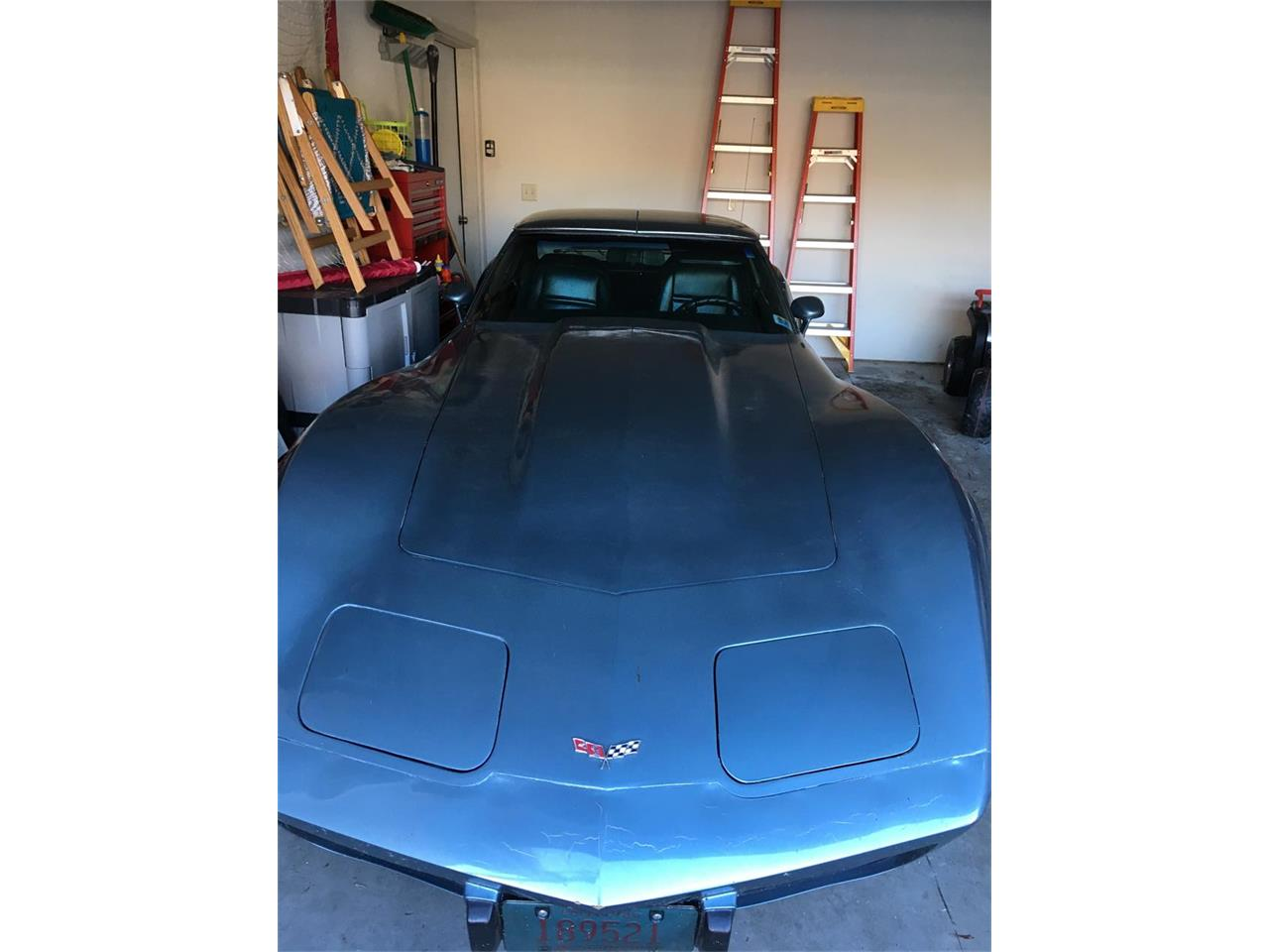 1977 Chevrolet Corvette (CC-1360971) for sale in Mayville , Wisconsin