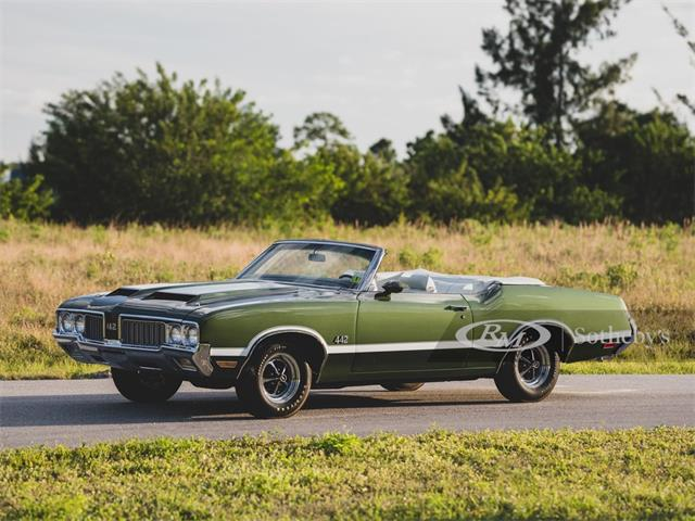 1970 Oldsmobile 442 (CC-1360974) for sale in Auburn, Indiana