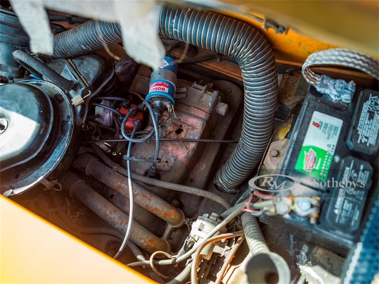 1970 Porsche 914 (CC-1360978) for sale in Auburn, Indiana