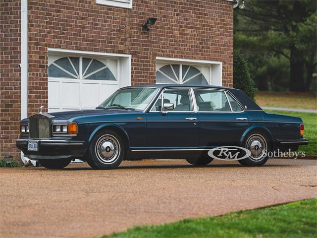 1990 Rolls-Royce Silver Spur (CC-1360990) for sale in Auburn, Indiana