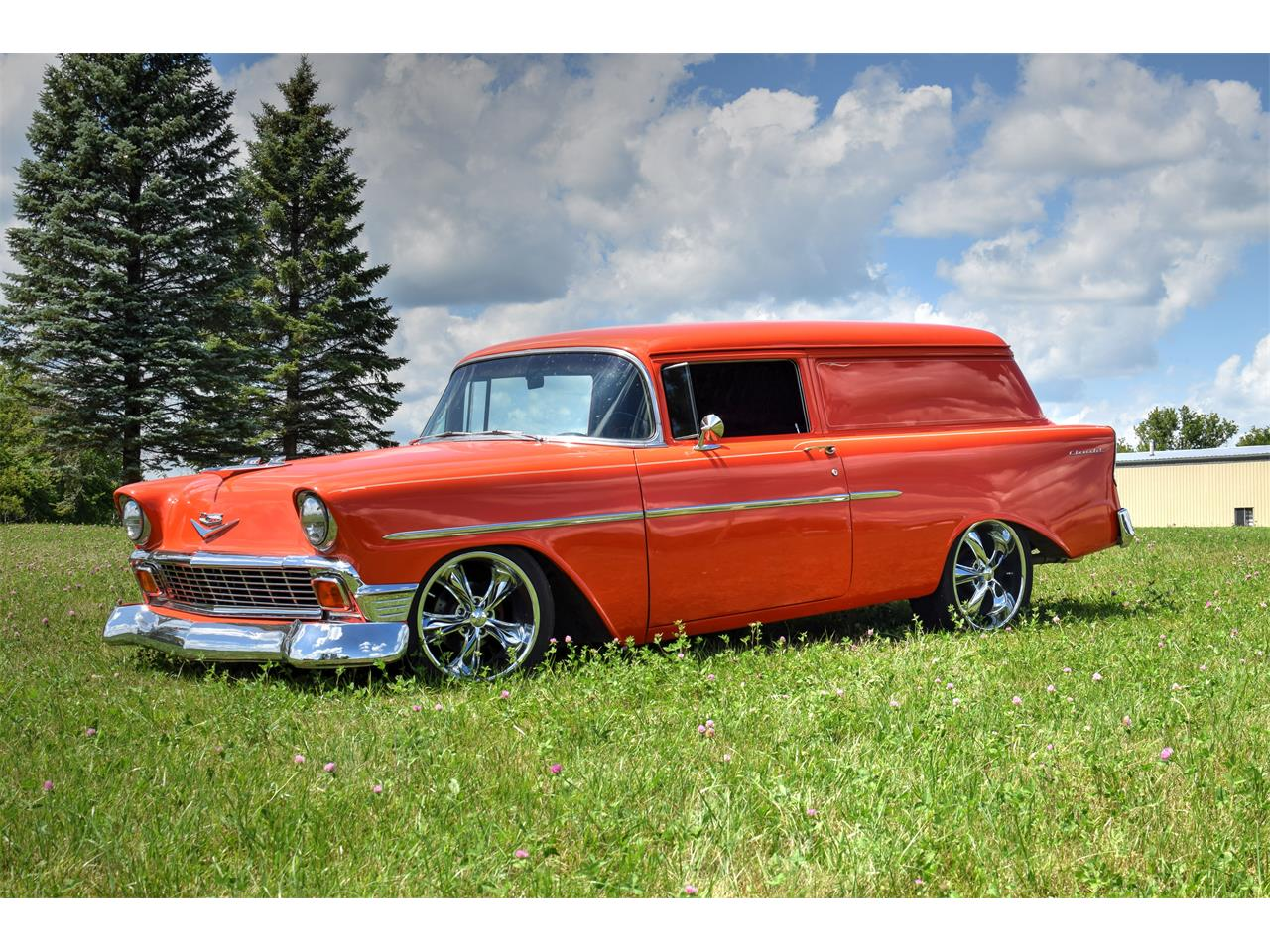 1956 Chevrolet Delivery (CC-1371003) for sale in Watertown, Minnesota