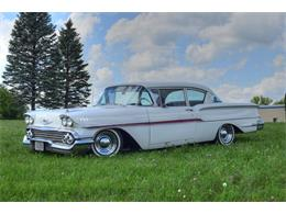 1958 Chevrolet Biscayne (CC-1371005) for sale in Watertown, Minnesota
