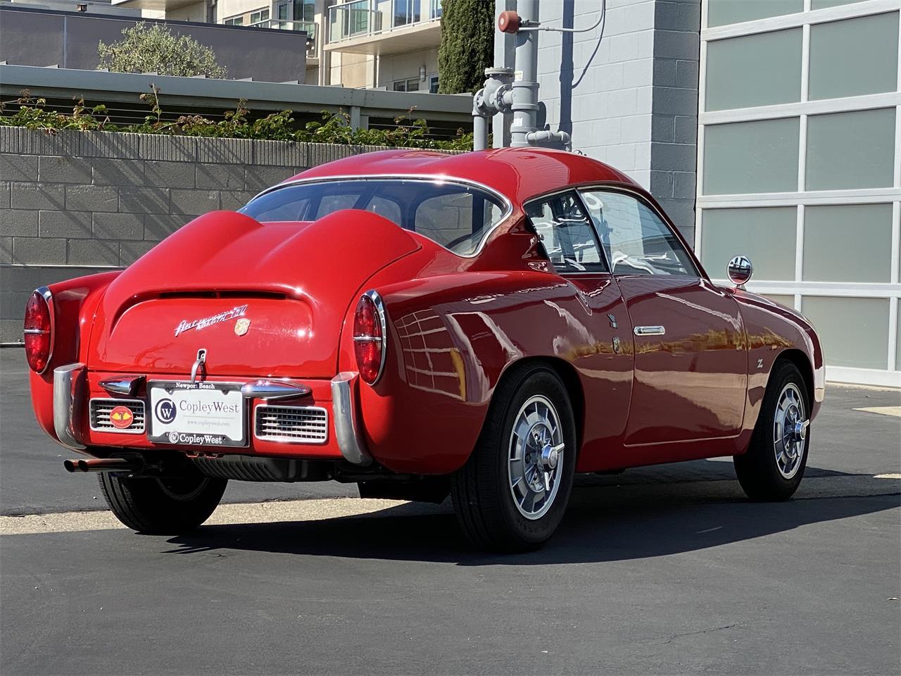 1959 Fiat Abarth Zagato (CC-1372203) for sale in newport beach, California