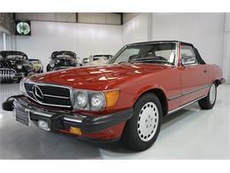 1989 Mercedes-Benz 560SL (CC-1372227) for sale in Saint Louis, Missouri