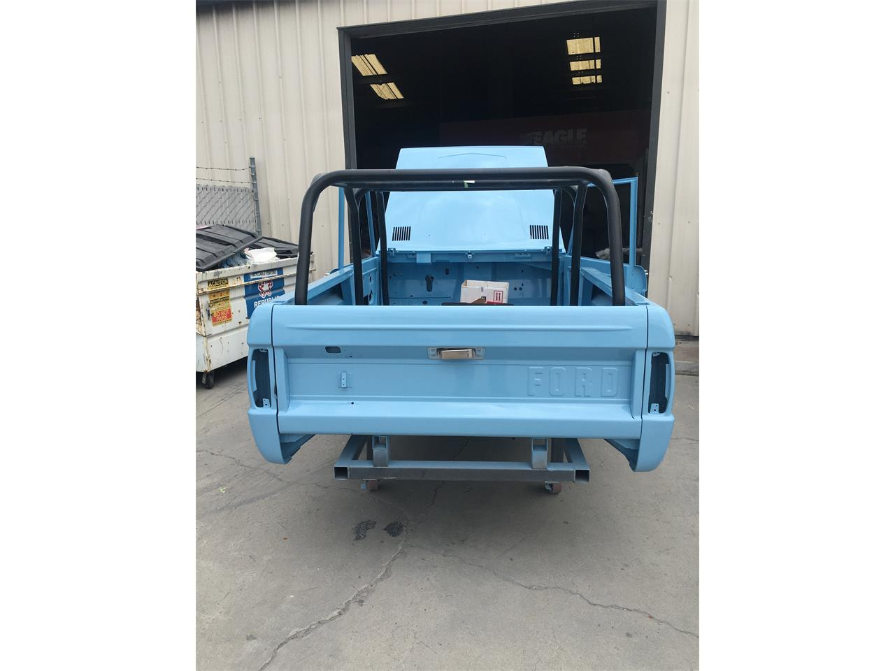1966 Ford Bronco (CC-1372235) for sale in Chatsworth, California